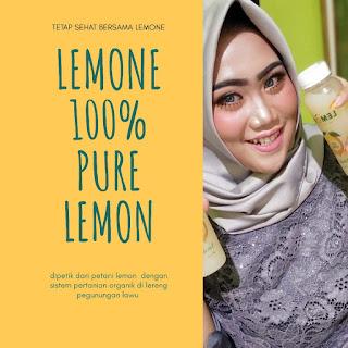 gambar Manfaat minum air lemon lemone di pagi hari