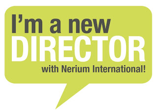 i'm a new director with Nerium International