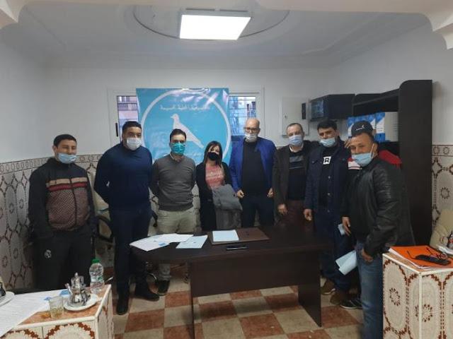 """مكتب التنسيقية المحلية لحزب """"الأحرار"""" بالحسيمة يعقد اجتماعه العادي"""