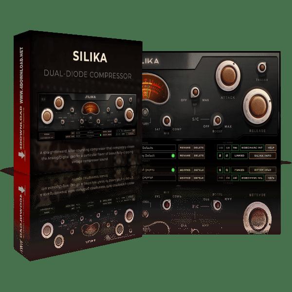 Kush Audio SILIKA v1.1.0 Full version