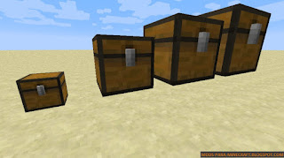 Colossal Chests Mod para Minecraft 1.8