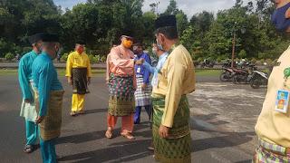 Pjs Bupati Lingga Juramadi Esram minta Bantuan dan kerjasama, Ini yang Disampaikan
