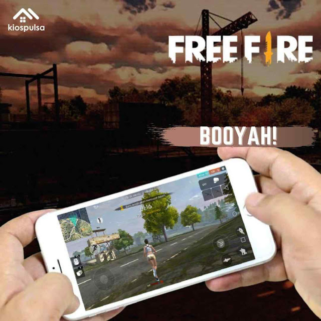 Cara Topup Voucher Game Online Free Fire Murah dan Cepat