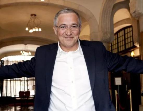 """Xavier Sardà: """"Escribir es una terapia que recomiendo"""""""