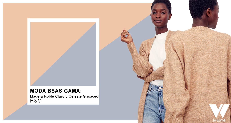 Ropa de moda otoño invierno 2021 moda color
