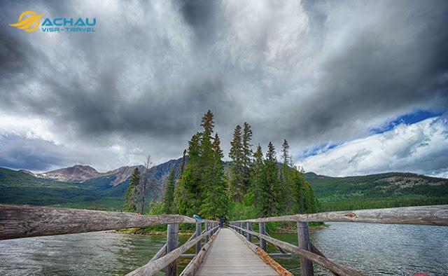 Bạn đã biết đến vẻ đẹp của vườn quốc gia Jasper 4