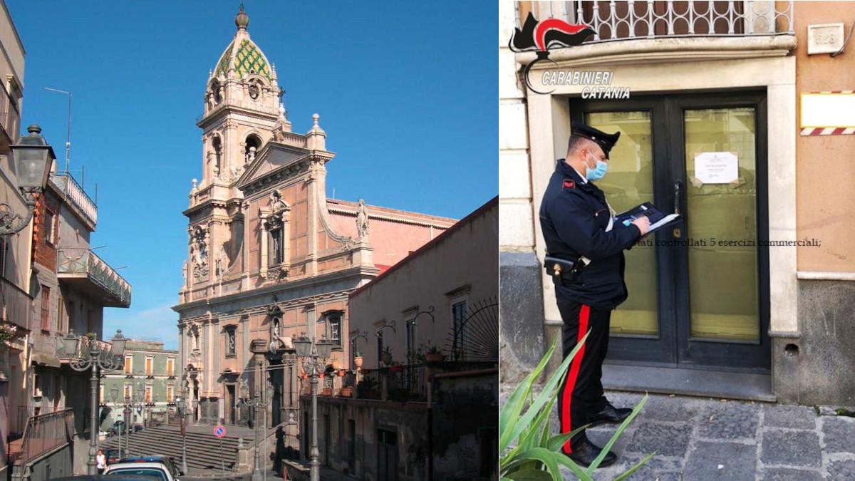 Carabinieri Biancavilla