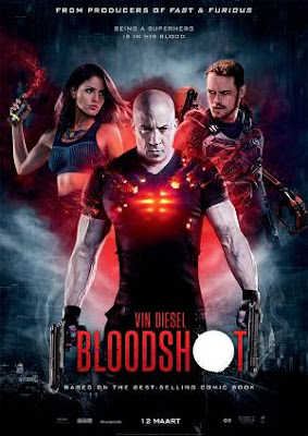 Bloodshot 2020 Dual Audio 720p WEB HDRip 850Mb x264