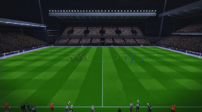 PES 2017 Stadiums Angers
