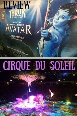 Review of Cirque du Soleil Toruk