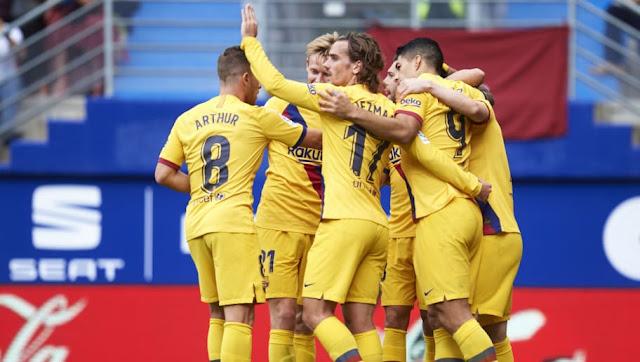 Le Barça laisse son vestiaire dans un état honteux après le match à Prague