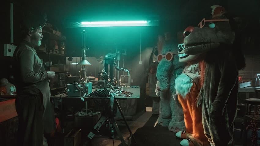 Банана-Сплитс, The Banana Splits Movie, Рецензия, Обзор, Review, 2019, сняли фильм по игре Five Nights at Freddys