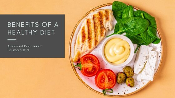 benefits of a healthy diet