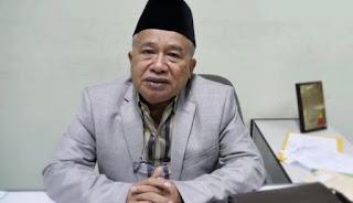 Wakil Ketua Umum MUI, KH Muhyiddin Junaidi