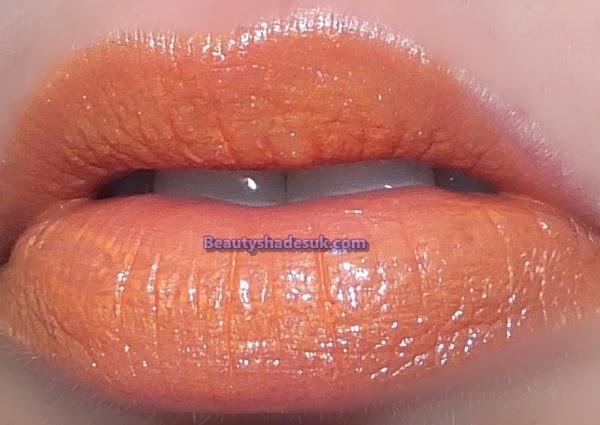 Mac Tangerine Dream Lipstick Review and Lip Swatch ...