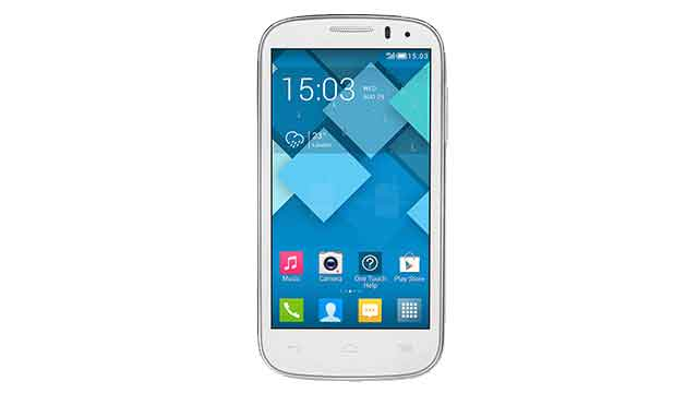 firmware - rom stock Alcatel OT Pop C5 5036X