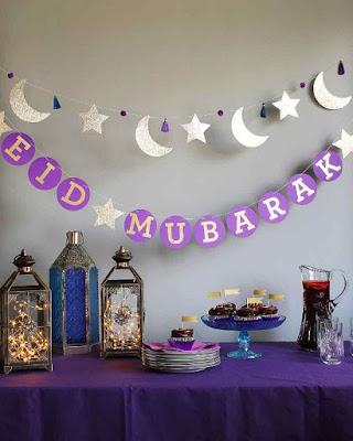Dekorasi Bulan Ramadhan