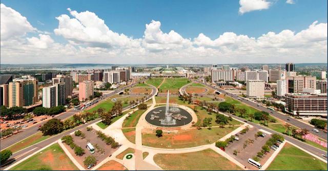 Brasília é a Torre de TV
