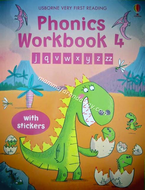 libro esercizi per bambini inglese