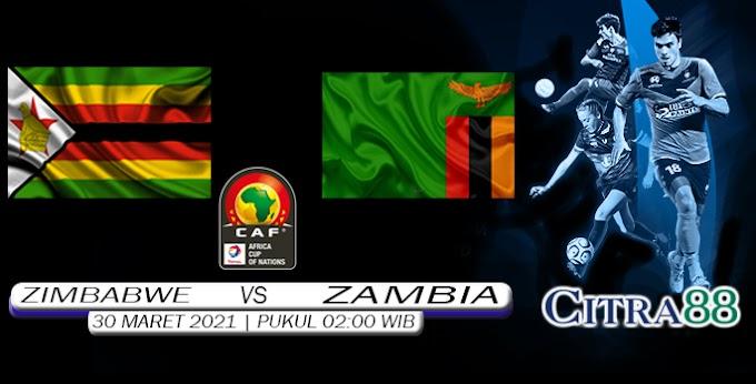 PREDIKSI ZIMBABWE VS ZAMBIA  2021
