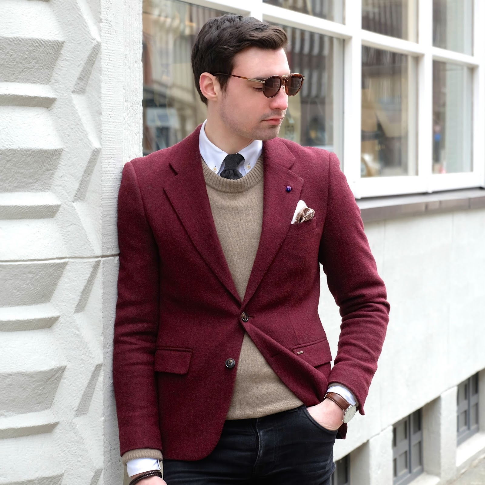 Find burgundy blazer at ShopStyle. Shop the latest collection of burgundy blazer from the most popular stores - all in one place.