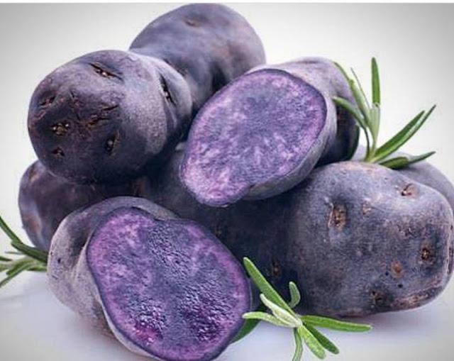Health Benefits of Purple Yam