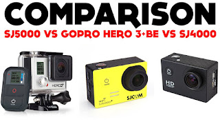 SJCAM SJ5000 Plus 16MP 60fps & SJ5000X WiFi 4K 24fps 2K30fps Record Gyro Sports DV Diving 30m Waterproof Action Camera