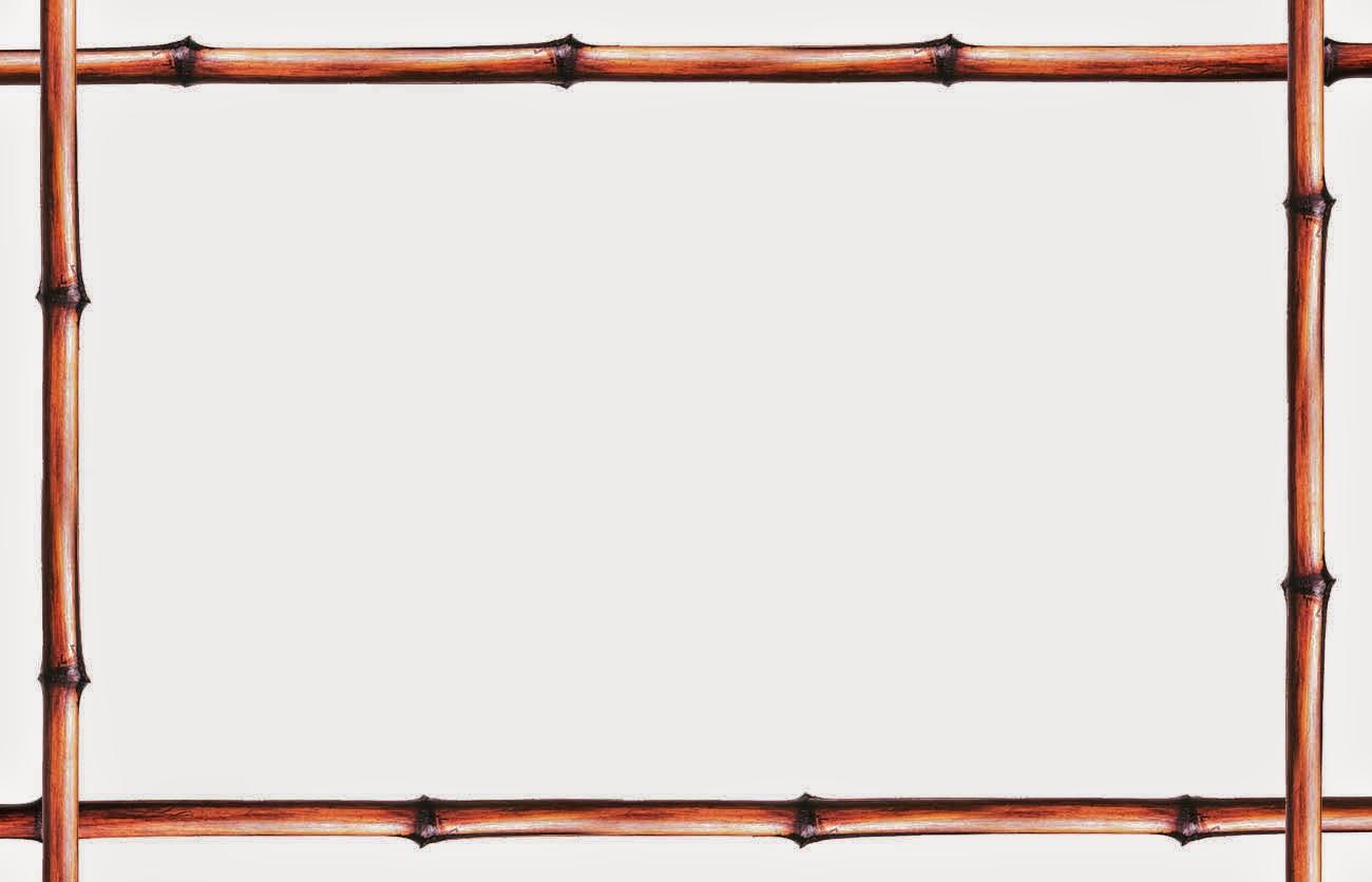 Graphics and Folk Assam: Bambo Frames