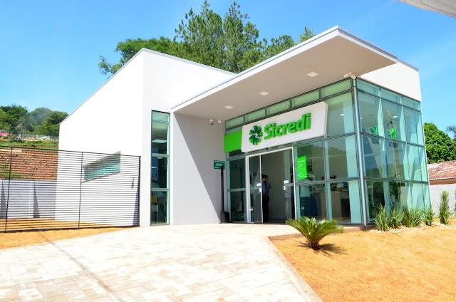 Mato Rico: Sicredi Vale do Piquiri Abcd PR/SP fecha o ano com inauguração de agência no município