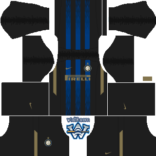 Inter Milan  Dream League Soccer and FTS Kits Logo Url