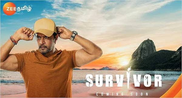 Zee Tamil Survivor wiki, Contestants List, Hosts, Start Date, Timing, Full Star Cast and crew, Promos, story, Timings, BARC/TRP Rating, actress Character Name, Photo, wallpaper. Survivor on Zee Tamil wiki Plot, Cast,Promo, Title Song, Timing, Start Date, Timings & Promo Details