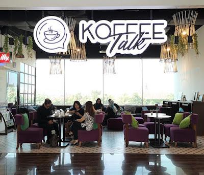 koffee talk semarang