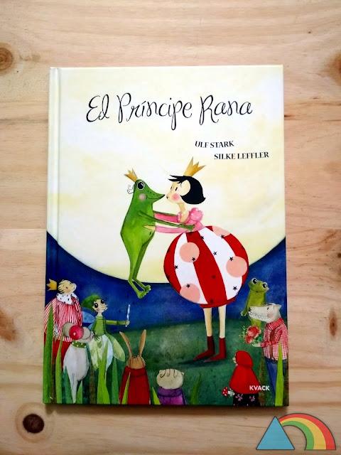 Libro El príncipe Rana de Ikea