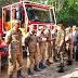 Governo do Estado e Exército fazem operação conjunta, com cerca de 800 servidores, para combater queimadas no sul do Amazonas
