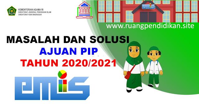 Masalah Dan Solusi Ajuan PIP Madrasah
