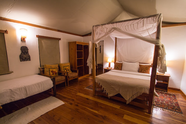 Alojamiento en Ziwa Bush Lodge en Nakuru