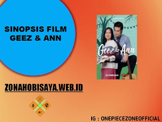 FILM TERBARU BIOSKOP 2021 : Geez & Ann