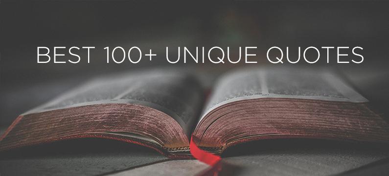 best 100+ unique Quotes