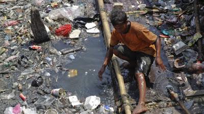 Enfermedades por agua contaminada