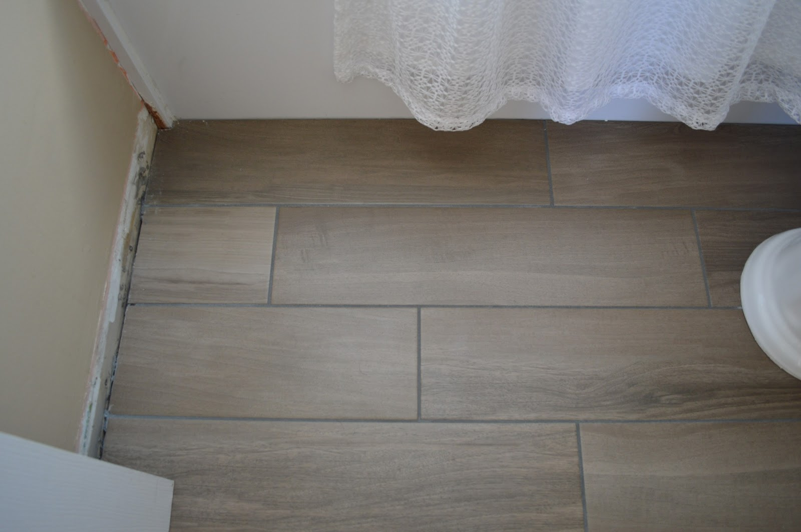 Completely new This Kind Handyman and I : When Your Tile Grout Turns White, This  WW91