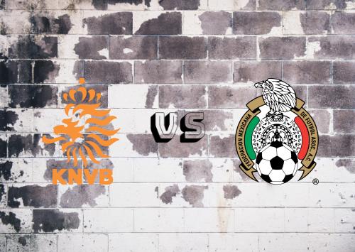 Países Bajos vs México  Resumen y Partido Completo