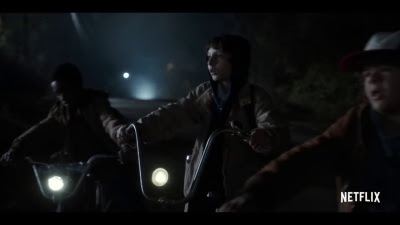 Stranger Things (TV-Show / Series) - Season 1 Trailer - Screenshot