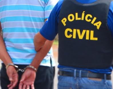 Rapaz que tentou matar policial em MT é preso com documento falso