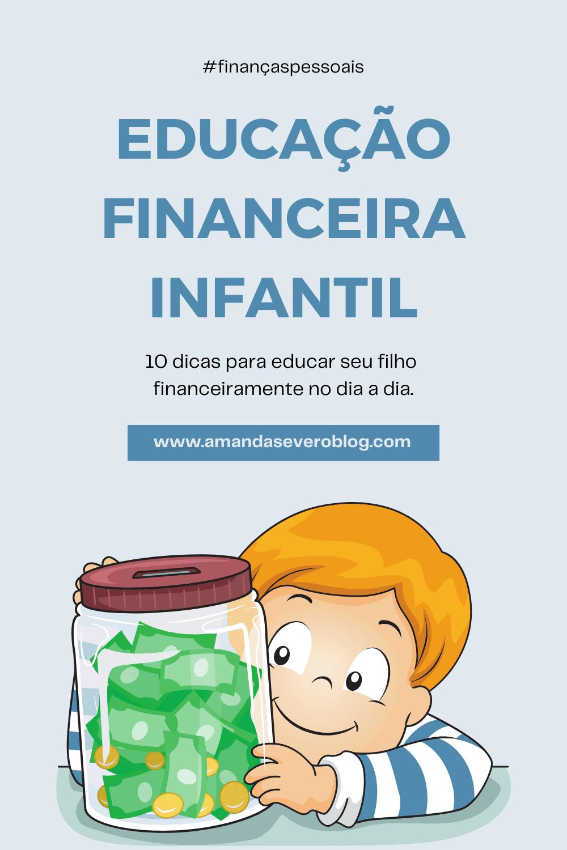 Como ensinar educação financeira aos filhos