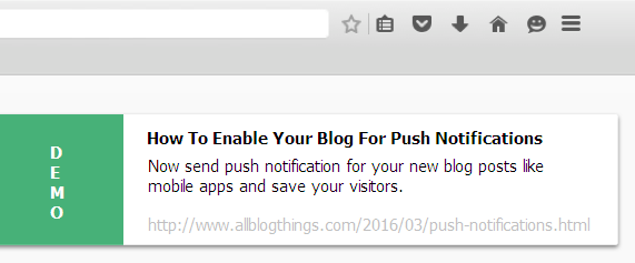 How To Enable Your Blog For Push Notifications In Seconds
