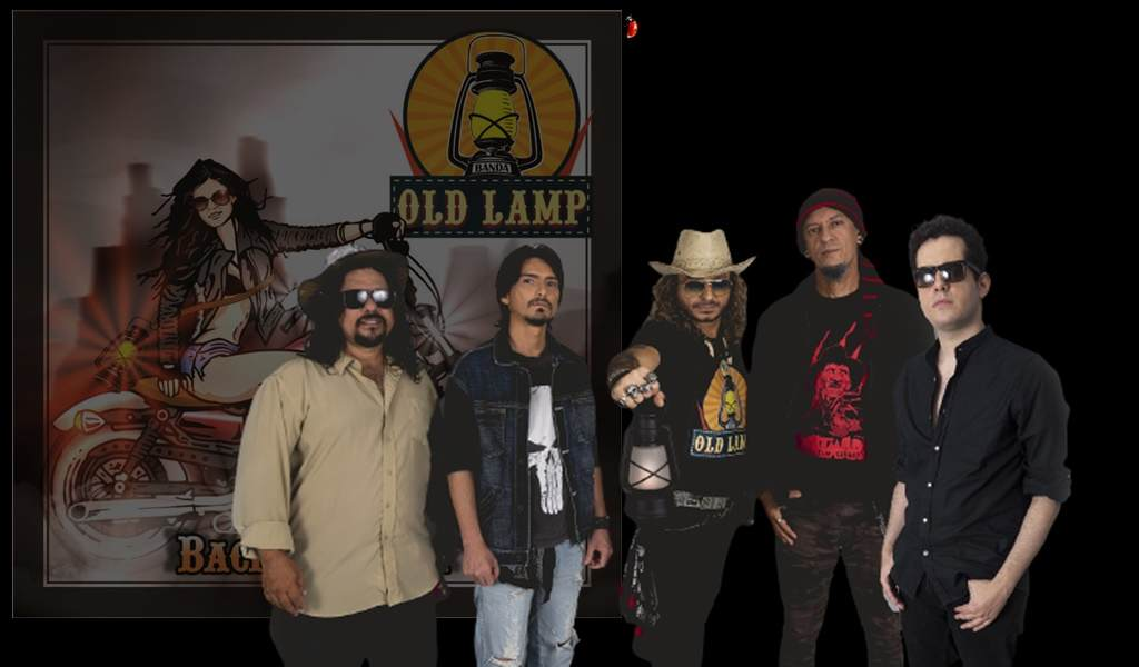 "O segundo single da banda OLD LAMP intitulado ""Back To Dust"" acaba de ser lançado em todas as plataformas de streaming pelo selo Electric Funeral Records."