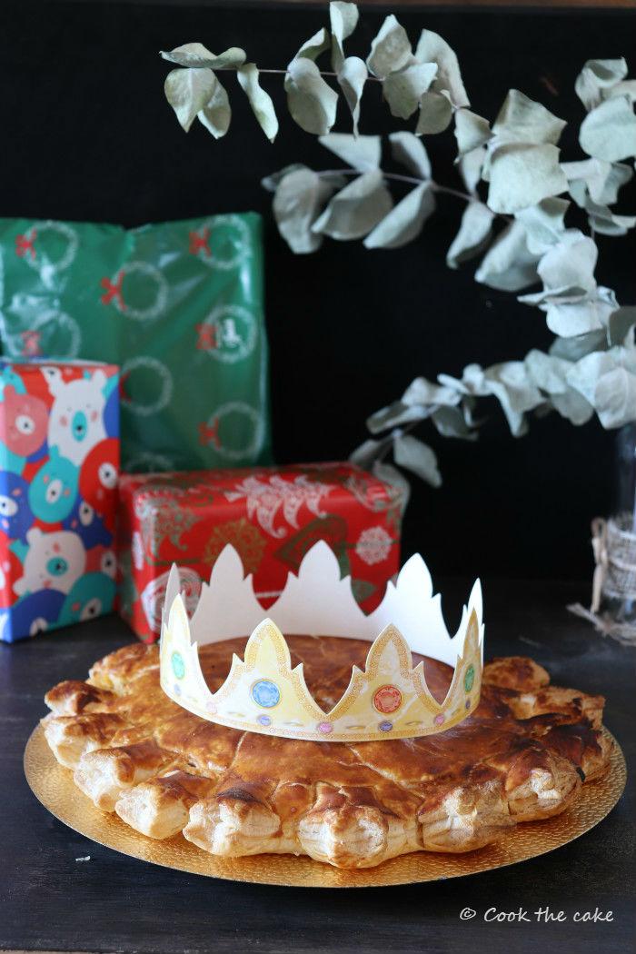 galette-des-rois, pastel-de-reyes