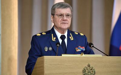 Yury Chaika.