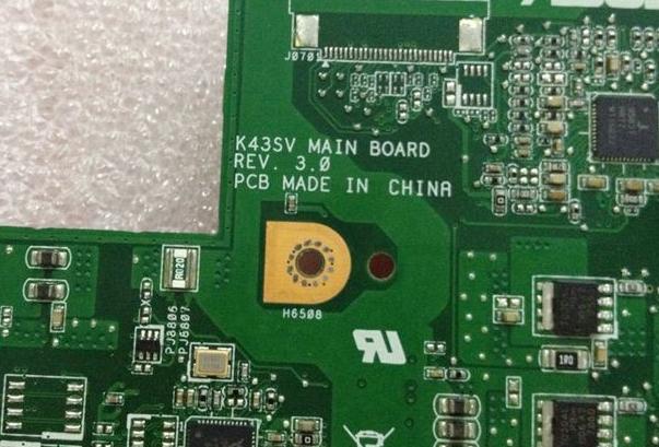 ASUS K43SV MAIN BOARD REV 3.0 A43S Laptop Bios