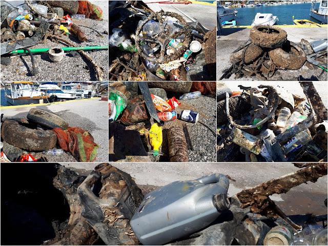 Ολοκληρώθηκε με επιτυχία το «Project NEA PERAMOS» από την εθελοντική ομάδα δυτών «WE DIVE WE CLEAN»